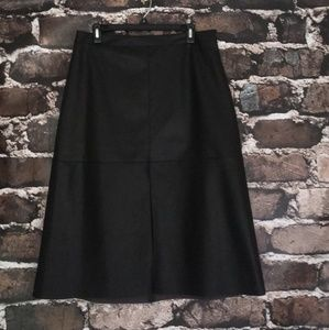 Who What Wear Skirts - Faux leather pencil skirt